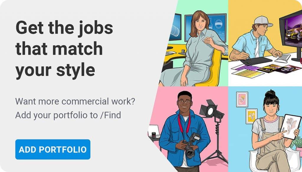 Get freelance creative work
